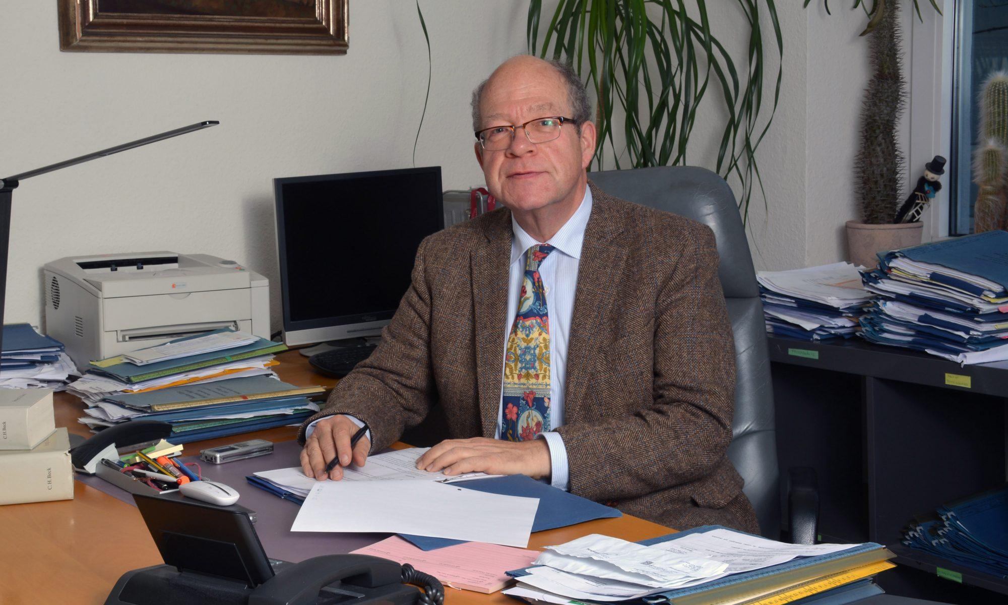 Rechtsanwalt Markus Klotz